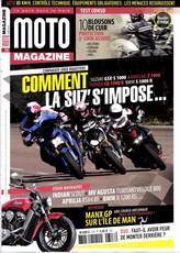 Moto Magazine N° 360 Août 2019