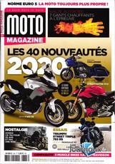 Moto Magazine N° 363 Novembre 2019