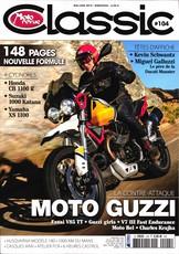 Moto Revue Classic N° 104 Avril 2019