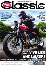 Moto Revue Classic N° 108 Décembre 2019