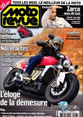 Moto Revue N° 4098 Décembre 2019
