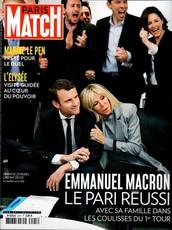 Paris Match N° 3645 Mars 2019