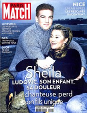 Paris Match N° 3645 Mars 2019