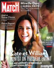 Paris Match N° 3644 Mars 2019