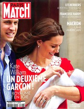 Paris Match N° 3636 Janvier 2019