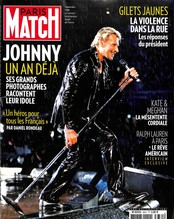 Paris Match N° 3670 Septembre 2019