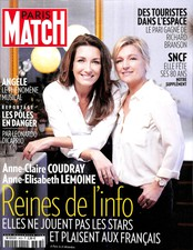 Paris Match N° 3657 Juin 2019