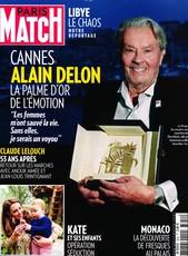 Paris Match N° 3654 Mai 2019