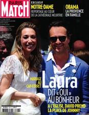 Paris Match N° 3658 Juin 2019