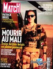 Paris Match N° 3683 Décembre 2019