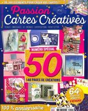 Passion cartes créatives N° 50 Décembre 2018