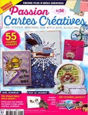 Passion cartes créatives N° 56 Décembre 2019