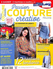 Passion couture créative N° 24 Mars 2019