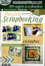 Passion scrapbooking N° 84 Janvier 2020