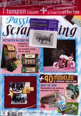 Passion scrapbooking N° 83 Novembre 2019