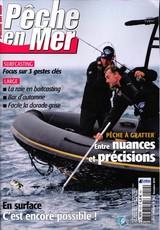 Pêche en mer N° 412 Octobre 2019