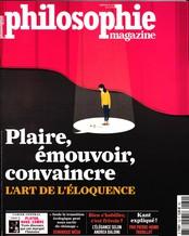 Philosophie Magazine N° 135 Novembre 2019
