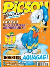 Picsou magazine N° 544 Juillet 2019