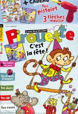 Pirouette N° 170 Décembre 2018
