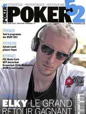 Poker 52 N° 113 Juin 2019