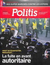 Politis N° 1549 Avril 2019