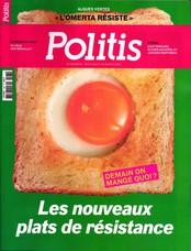 Politis N° 1563 Juillet 2019