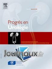 Progrès en urologie - FMC