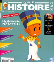 Quelle histoire magazine N° 29 Février 2019