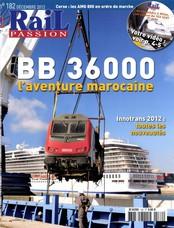 Rail Passion N° 268 Janvier 2020