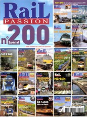 Rail Passion N° 263 Août 2019