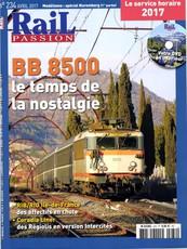 Rail Passion N° 263 Août 2019