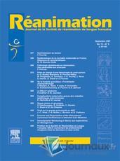 Réanimation Novembre 2011