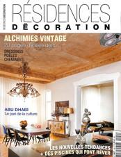 Résidences décoration N° 151 Décembre 2019