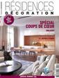 Résidences décoration N° 150 Novembre 2019