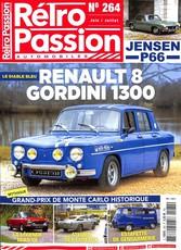 Rétro passion automobiles N° 264 Juin 2018