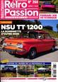 Rétro passion automobiles N° 269 Septembre 2019