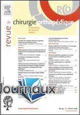 Revue de Chirurgie Orthopédique et Traumatologique