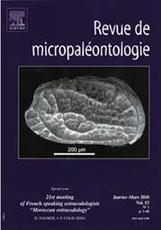 Revue de micropaléontologie