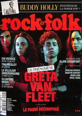 Rock et Folk N° 620 Mars 2019