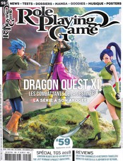 Role Playing Game N° 64 Décembre 2019