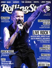 Rolling Stone N° 121 Décembre 2019