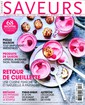 Saveurs N° 256 Mai 2019