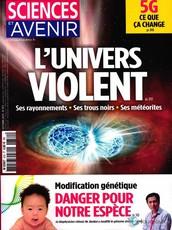 Sciences et Avenir N° 873 Octobre 2019