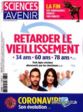 Sciences et Avenir N° 878 Avril 2020
