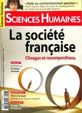 Sciences humaines N° 320 Novembre 2019