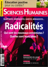 Sciences humaines N° 315 Mai 2019