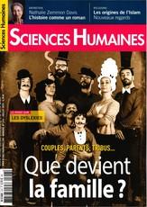 Sciences humaines N° 317 Juillet 2019