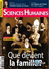 Sciences humaines N° 324 Mars 2020