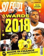 So foot club N° 48 Décembre 2018