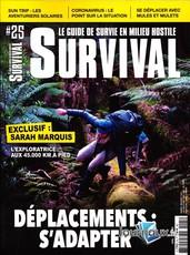Survival N° 25 Mars 2020